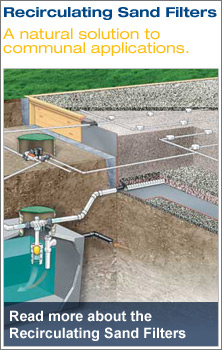 Recirculating Sand Filters